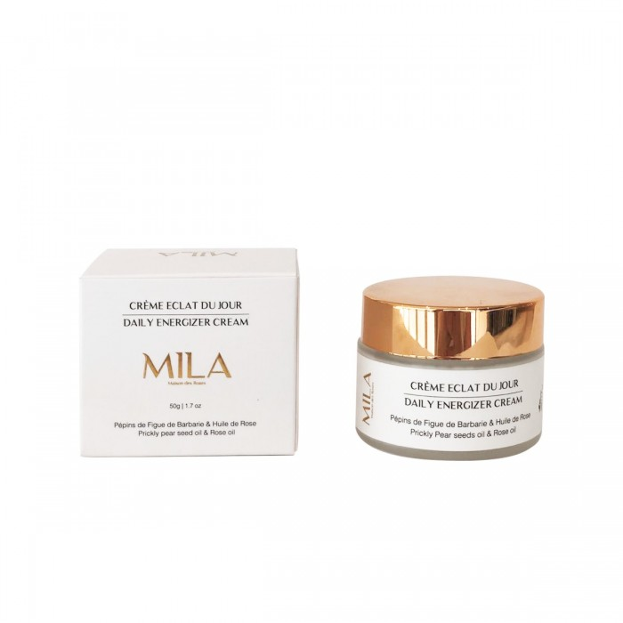 Mila Cosmetics - Daily Energizer Cream