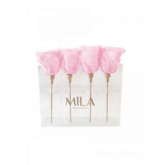 Mila Acrylic Mini Table