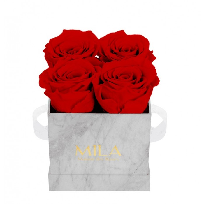 Mila Mini Marble Marble - Rouge Amour