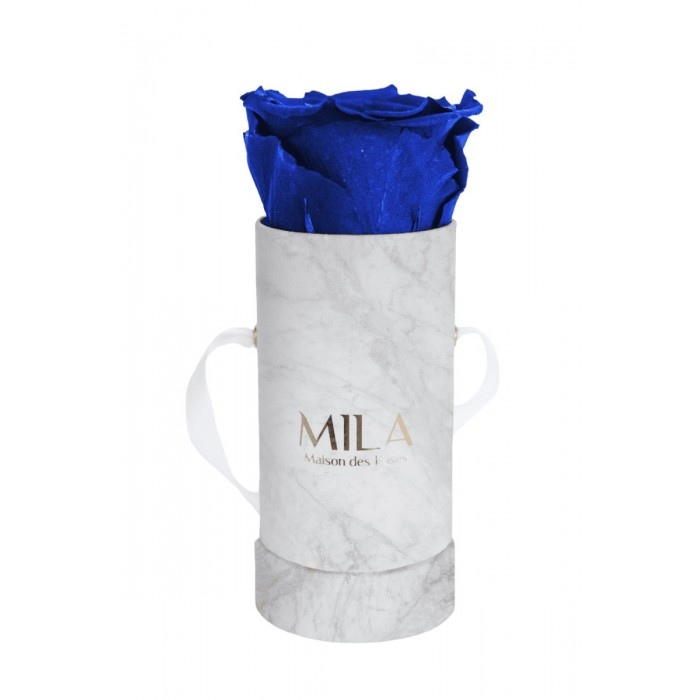 Mila Baby Marble Marble - Royal blue