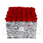 Mila-Roses-01513 Mila Limited Edition Cochain - Rouge Amour