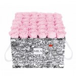 Mila-Roses-01515 Mila Limited Edition Cochain - Pink Blush